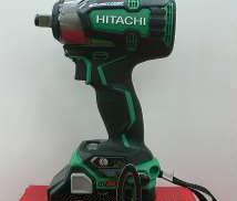 未使用!18v/6.0Ah充電式インパクトレンチ|HITACHI