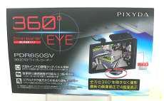 未使用 360°全方位型ドライブレコーダー|SEIWA