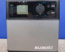 SUAOKI製ポータブル電源|SUAOKI