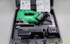 バッテリー2個付き!18Vコードレスジグソー|HIKOKI