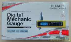 使用感無し デジタルメカニックゲージ|HITACHI