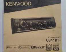 使用感少なめ Bluetooth対応 CDレシーバー|KENWOOD