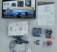 未使用 2020年6月モデル 2カメラドライブレコーダー|KENWOOD