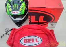 使用感少なめ オフロードヘルメット|BELL