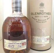 グレンロセス1973年ー2000年|GLENROTHES