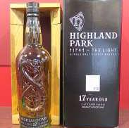 ハイランドパーク 17年 ザ ライト Highland Park