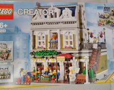 レゴ クリエイター パリのレストラン|LEGO