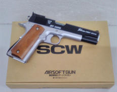 SCW コルト パックマイヤー|WESTERN ARMS
