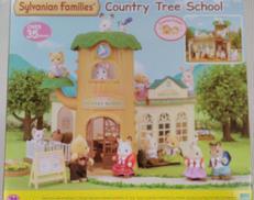 シルバニアファミリー 森の木の学校|エポック社
