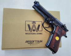 GBB ベレッタM92FS|WESTERN ARMS
