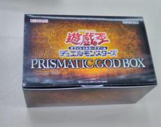 遊戯王 PRISMATIC GOD BOX|KONAMI