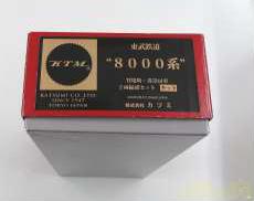 東武鉄道8000系 登場時・非冷房車 2両|KTM
