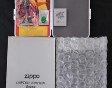 ZIPPOオリジナルフィギュアセットG|講談社