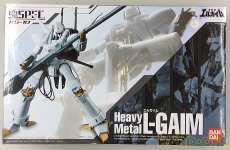 魂SPEC XS-10 エルガイム Heavy Metal|BANDAI