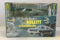 '68フォードマスタング ブリット REVELL