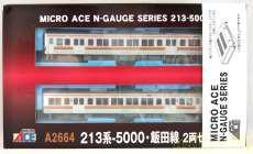 213系-5000 飯田線 2両セット|MICRO ACE