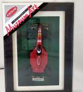 フェラーリ412 ミュージアムアート|京商