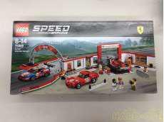 フェラーリ・アルティメット・ガレージ LEGO