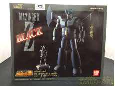 超合金魂 ブラックマジンガーZ GX-01B|バンダイ