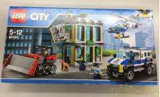 銀行ドロボウとポリスバン|LEGO
