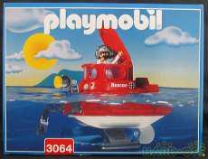 プレイモービル 潜水艦 3064 その他ブランド