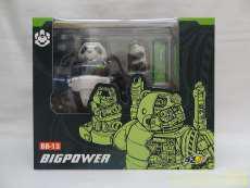 BB-13 ビッグパワー|マイルストン