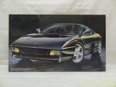 1/24 フェラーリ 348TB BLACKSTAR フジミ
