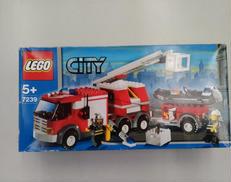 レゴ はしご車 LEGO
