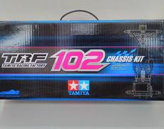 1/10電動RC 2WDレーシングカー TAMIYA
