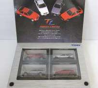 トヨタ AE86 レビン/トレノ 4点セット|TOMY