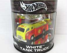 ホワイトタンクトラック|Hot Wheels