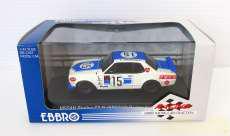 日産 スカイライン GT-R(KPGC10) レーシング EBBRO