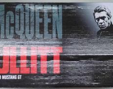 STEVE McQUEEN BULLITT SPIRIT