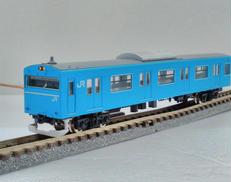 103系阪和線 グリーンマックス