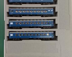 10系客車 バラ4両セット|KATO