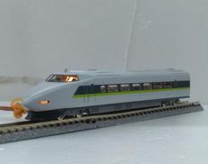 JR100系山陽新幹線フレッシュグリーン TOMIX