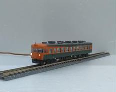 153系直流急行形電車(低運転台) KATO