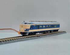 国鉄 581系特急電車 月光形 TOMIX
