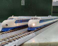 0系2000番台 8両セット KATO