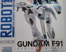 ガンダムF91 エボリューションスペック|BANDAI
