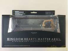 未開封品 KINGDAM HEARTS MASTER ARM SQUARE ENIX