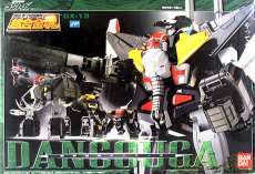 超合金魂 GX-13 超獣機神ダンクーガ 超合金魂
