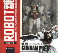 ROBOT魂 SIDE MS RX-178 ロボット魂