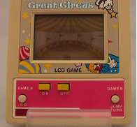 LANSAY LCDゲーム グレートサーカス A