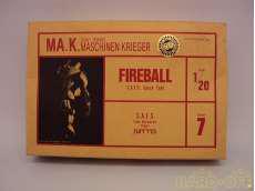 1/20 FIREBALL-ファイアーボール- 「MA.K.|NITTO