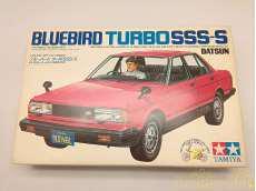【未組立】ブルーバード ターボ SSS-S 田宮模型