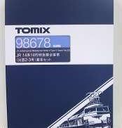 98678 JR 14系14形特急寝台客車|TOMIX