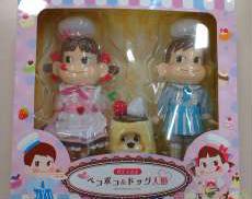 パティシエ ペコポコ&ドッグ人形|不二家
