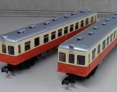 関東鉄道キハ800形 旧塗装|TOMYTEC