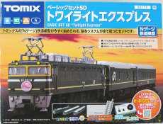 1/150 ベーシックセット SD トワイライトエクスプレス|TOMIX